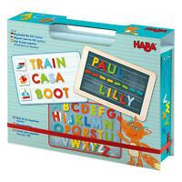 HABA Magnetbox A B C Entdecker Kinderspiel Magnet Box Magnetspiel Spielzeug