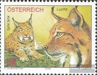 Österreich 2611 (kompl.Ausg.) postfrisch 2006 Fauna