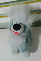 LITTLE MERMAID PLUSH TOY MAX THE DOG PRINCE ERIC'S DOG CHARACTER TOY DISNEY 21CM