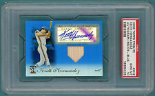 2009 Topps Tribute Keith Hernandez Auto Issue - #KH2 PSA 10! Mets! POP 1!