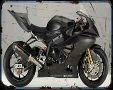 Bmw S100Rr 1 A4 Metal Sign Motorbike Vintage Aged