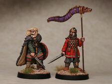 Dark Ages Aella King of Northumbria Footsore Miniatures SAGA 03ESX003