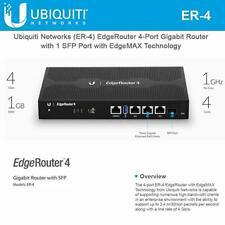 Ubiquiti Networks ER-4 4-Port EdgeRouter with EdgeMAX Technology