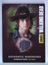 The Walking Dead Season 4 Part 1 Chandler Riggs Wardrobe Relic M17