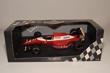 V 1:18 MINICHAMPS FERRARI F1 FORMULA 1 F93A G. BERGER 1993 NEAR MINT BOXED RARE