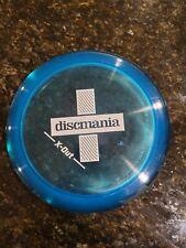 Discmania C-Line Pdx or Ddx Blue 175 New