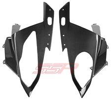 2015+ BMW S1000RR Left Right Headlight Cowl Bodywork Fairing 100% Carbon Fiber