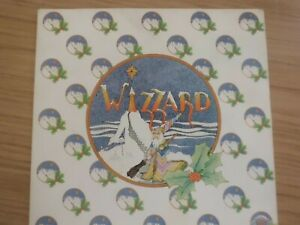 """WIZZARD, ROY WOOD, ELECTRIC LIGHT ORCHESTRA WISH IT COULD BE CHRISTMAS 7"""""""