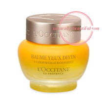 L'Occitane Immortelle Divine Eye Balm15ml Natural Effective Anti-aging Treatment