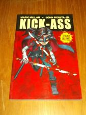 Kick-Ass (Hit Girl Cover) by Mark Millar (Paperback, 2010)< 9780857681027