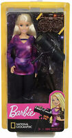 Barbie National Geographic Astrophysicist Doll & Telescope Star Map, Space ~NEW~