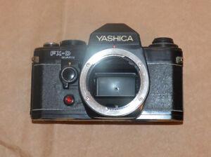 YASHICA FX-D Kamera Gehäuse Camera Body