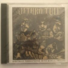 Jethro Tull Stand up remastered cd neuf sous blister