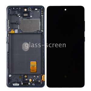Samsung Galaxy S20 FE 5G G781 AMOLED LCD Screen Digitizer Frame Black Red White