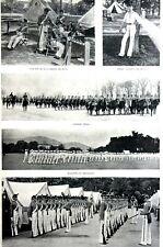West Point Military Academy 1892 Eddie Casset CADETS Matted Graduation Art Print