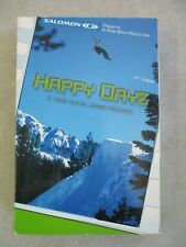 HAPPY DAYZ A 16MM FILM BY JOHNNY DECESARE VHS WITH CD SOUNDTRACK 2002 POOR BOYZ
