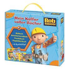 NEU! Bob der Baumeister - Mein Koffer voller Bücher - Sonderangebot