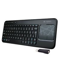 Logitech K400/K400r Wireless Touch Keyboard with Built-In Multi-Touch Touchpad