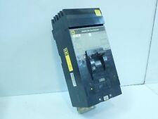 Square D La36400 Circuit Breaker, 400 amp, 3-Pole