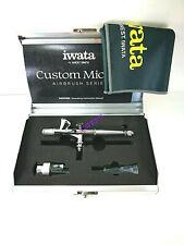 Anest Iwata CM-B2 Airbrush Custom Micron Icm 2002 0,18
