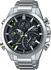 Casio Men Edifice Smartphone Link With Watch EQB501D-1A