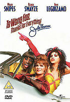 Too Wong Foo, Thanks For Everything! Julie Newmar DVD NEW DVD (9029029)
