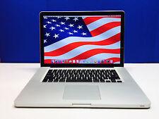 """Apple Macbook Pro 15"""" Core i7 / HUGE 1TB SSD Hybrid / 2 YEAR WARRANTY / 16GB RAM"""