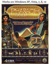 Pharaoh + Cleopatra: Queen of the Nile PC Game