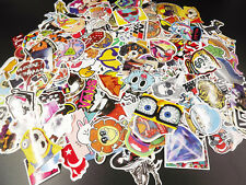 900 pcs Skateboard Stickers Graffiti Laptop Sticker Luggage Car Decals Mix Lot