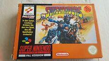 * Sunset Riders SNES * Super Nintendo * Sunsetriders * CIB * RARE! *