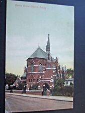 Haven Green  Church  Ealing, nr  Acton  & Chiswick  Wakefield series PC Ealing,
