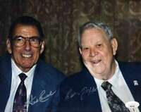Herb Carneal Clark Griffith JSA Coa Hand Signed Twins 8x10 Photo Autograph