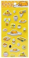 New SANRIO Official Gudetama Stationery Protuberant Stickers Japan