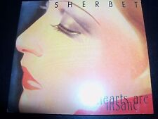 Sherbet / Daryl Braithwaite Hearts Are Insane Rare CD Single (Australia)