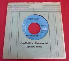 45 RPM  Laurent Voulzy Rockollection Part I /  Part II 19