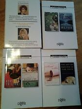 4 READER'S DIGEST LARGE TYPE BOOKS 2 IN 1 NEW AND USED