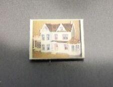 "Dollhouse Miniature 1:12 Scale Dollhouse Kit Box ""The Harborside"""