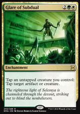MTG GLARE OF SUBDUAL - SGUARDO DI SOTTOMISSIONE - EMA - MAGIC