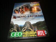 """DVD NEUF """"HOMO SAPIENS"""" docu-fiction de Jacques MALATERRE"""