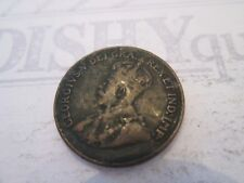 1920 ONE CENT! Vintage CANADA coin: GEORGE V copper    IS89