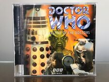 Doctor Who Destiny of the Doctors classic 1997 PC Game BBC Multimedia BBCMM10