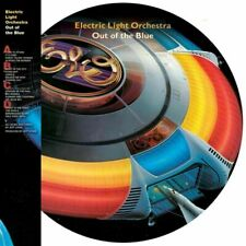 Electric Light Orchestra out of The Blue Double LP Vinyl Europe Epic 2017 40th