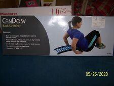 CanDo 10-7900 Back Stretcher, Blue-NEW in box