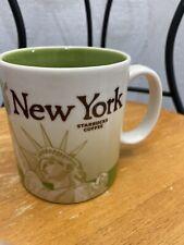Starbucks New York Global Icon Collectors Series Coffee Mug 16 oz Cup 2009