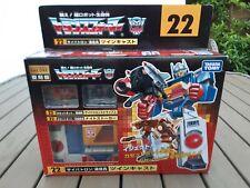 Transformers Encore 22 Twincast Boxed MIB
