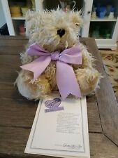 Annette Funicello Collectible Bear Tammy with Coa