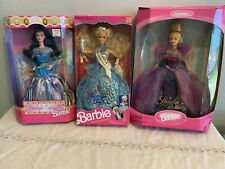 New listing Barbie's - American Beauty Queen, Starlight Carousel & Sparke Beauty (Lot B-32)