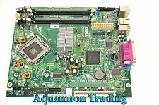 DELL Optiplex GX520 SFF Intel System Memory CPU Socket LGA775 MotherBoard XG309