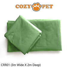 Cozy Pet Chicken Run Roof 3m wide x 2m deep waterproof Dog Run Roof