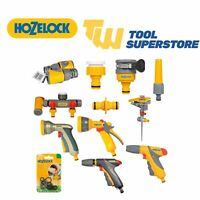 Hozelock Quick Connect Watering Garden Hose Pipe Connectors Attachments Sprayers
